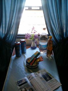 11:25シベリア鉄道【9月10日】