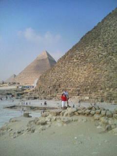 ピラミッドの迫力【9月26日・24日目】