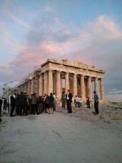 アテネを歩く【9月28日・26日目】